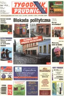 Tygodnik Prudnicki : prywatna gazeta lokalna gmin [...]. R. 17, nr 29 (811) [816].