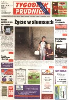 Tygodnik Prudnicki : prywatna gazeta lokalna gmin [...]. R. 17, nr 32 (813) [819].