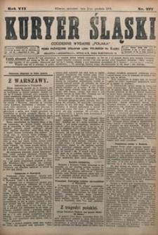 Kuryer Śląski, 1915, R. 7 [właśc. 9], nr 277