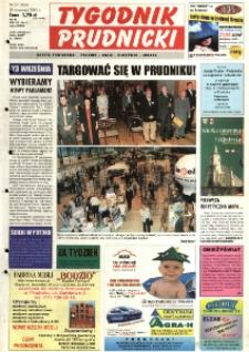 Tygodnik Prudnicki : gazeta powiatowa : Prudnik, Biała, Głogówek, Lubrza. R. 12, nr 37 (564).