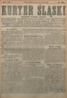 Kuryer Śląski, 1915, R. 7 [właśc. 9], nr 291