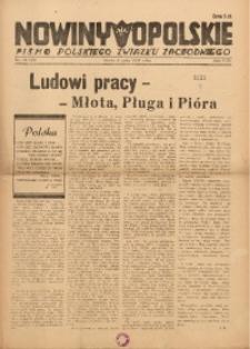 Nowiny Opolskie, 1947, R. 31, nr 18