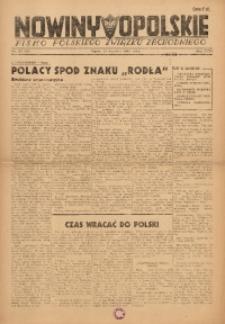 Nowiny Opolskie, 1947, R. 31, nr 25