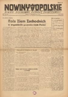 Nowiny Opolskie, 1947, R. 31, nr 32