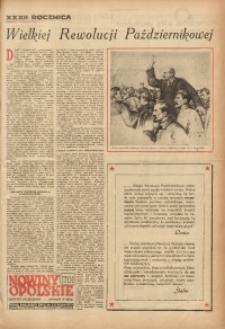 Nowiny Opolskie, 1949, R. 33, nr 40