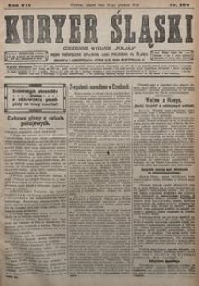 Kuryer Śląski, 1915, R. 7 [właśc. 9], nr 300