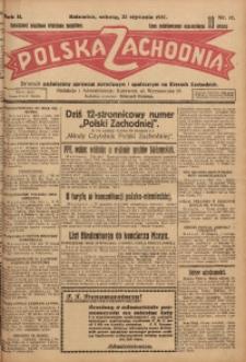 Polska Zachodnia, 1927, R. 2, nr 17