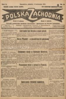 Polska Zachodnia, 1927, R. 2, nr 81