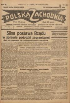 Polska Zachodnia, 1927, R. 2, nr 82