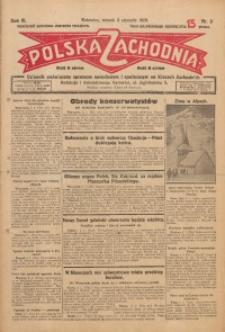 Polska Zachodnia, 1928, R. 3, nr 3