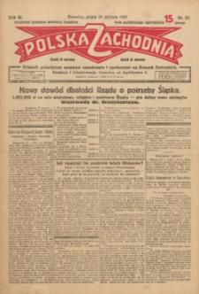 Polska Zachodnia, 1928, R. 3, nr 20