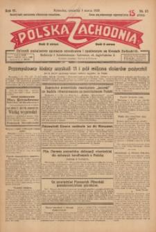 Polska Zachodnia, 1928, R. 3, nr 61