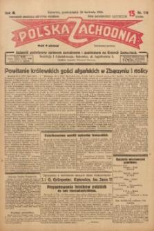Polska Zachodnia, 1928, R. 3, nr 119