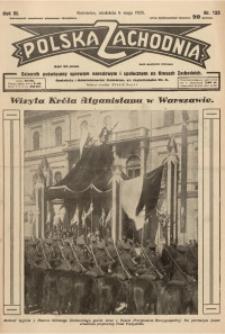 Polska Zachodnia, 1928, R. 3, nr 125