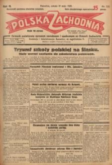 Polska Zachodnia, 1928, R. 3, nr 131