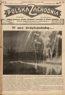 Polska Zachodnia, 1928, R. 3, nr 173