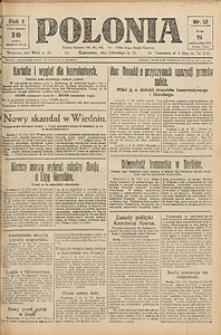 Polonia, 1924, R. 1, nr 12