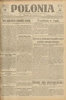 Polonia, 1924, R. 1, nr 14