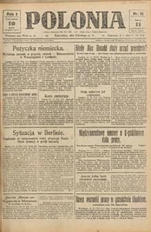 Polonia, 1924, R. 1, nr 15