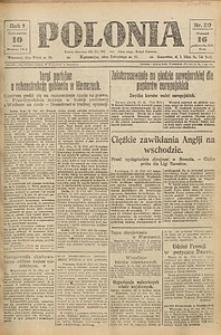 Polonia, 1924, R. 1, nr 20