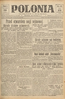 Polonia, 1924, R. 1, nr 26