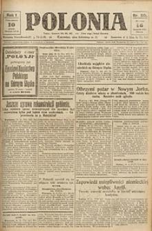Polonia, 1924, R. 1, nr 50