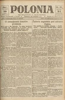 Polonia, 1924, R. 1, nr 58