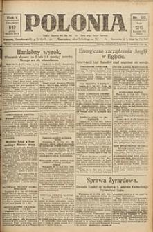 Polonia, 1924, R. 1, nr 60
