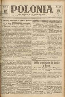 Polonia, 1924, R. 1, nr 61