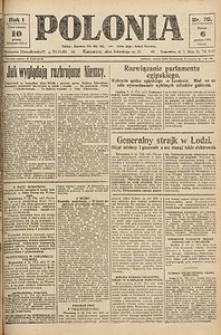 Polonia, 1924, R. 1, nr 70