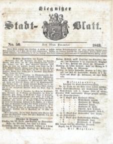 Liegnitzer Stadt-Blatt, 1843, No. 50