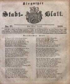 Liegnitzer Stadt-Blatt, 1844, No. 33