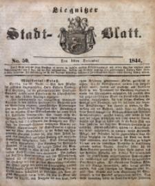 Liegnitzer Stadt-Blatt, 1844, No. 50