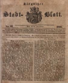 Liegnitzer Stadt-Blatt, 1844, No. 53