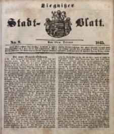 Liegnitzer Stadt-Blatt, 1845, No. 8