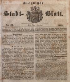 Liegnitzer Stadt-Blatt, 1845, No. 40