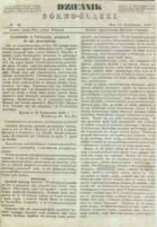 Dziennik Górno-Ślązki, 1848, nr 38