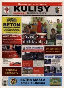 Kulisy Powiatu Kluczbork - Olesno 2014, nr 22 (545).