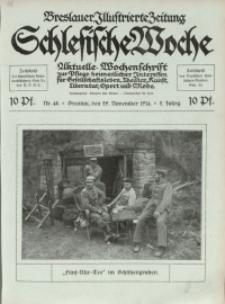 Schlesische Woche, 1914, Jg. 2, Nr. 48