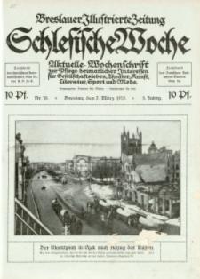 Schlesische Woche, 1915, Jg. 3, Nr. 10