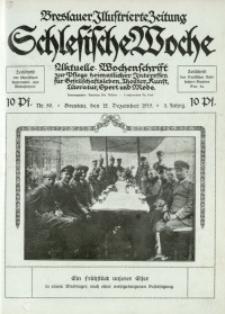 Schlesische Woche, 1915, Jg. 3, Nr. 50