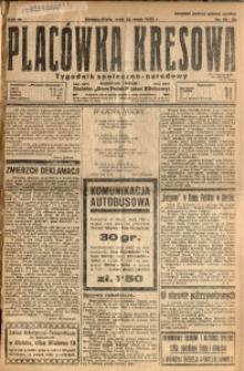 Placówka Kresowa, 1928, R. 6, nr 19/20