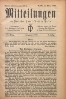 Mitteilungen der Deutschen Turnerschaft in Polen, 1936, Jg. 12, F. 3