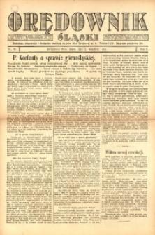 Orędownik Śląski, 1921, R. 2, nr 96
