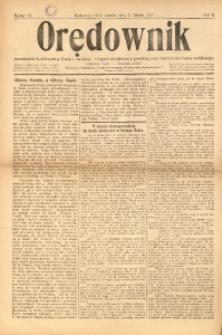 Orędownik na miasto Królewską Hutę i Okolice, 1921, R. 2, nr 11