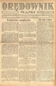 Orędownik Śląski, 1921, R. 2, nr 163