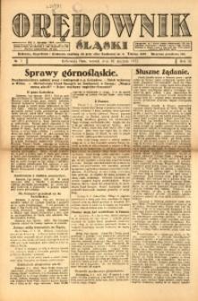 Orędownik Śląski, 1922, R. 3, nr 7