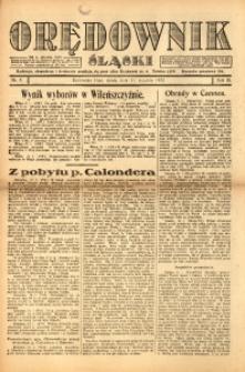 Orędownik Śląski, 1922, R. 3, nr 8