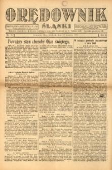 Orędownik Śląski, 1922, R. 3, nr 18