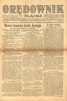 Orędownik Śląski, 1922, R. 3, nr 33